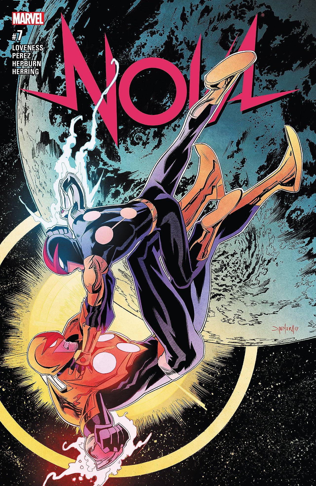 Nova (2016-2017) #7