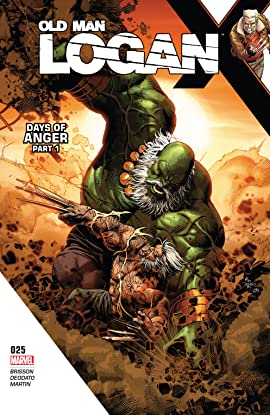 Old Man Logan (2016-2018) #25