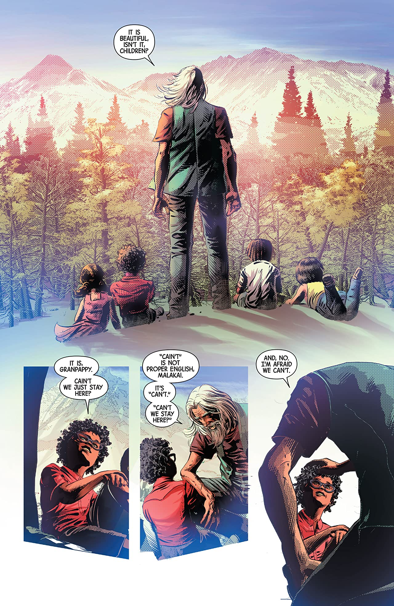 Old Man Logan (2016-) #25