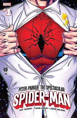Peter Parker: The Spectacular Spider-Man (2017-2018) #1