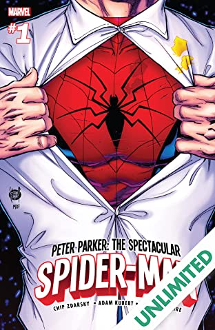 Peter Parker: The Spectacular Spider-Man (2017-) #1