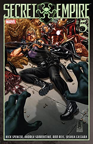 Secret Empire (2017) #5 (of 10)