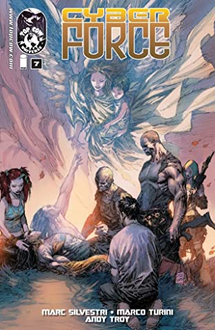 Cyber Force (2012) #7