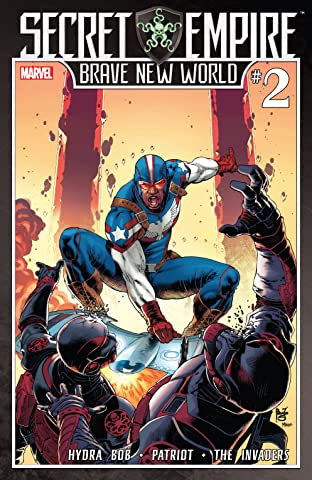 Secret Empire: Brave New World (2017) #2 (of 5)