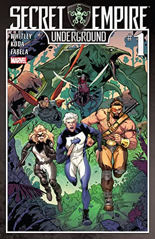 Secret Empire: Underground (2017) No.1