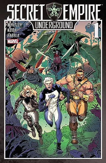Secret Empire: Underground (2017) #1