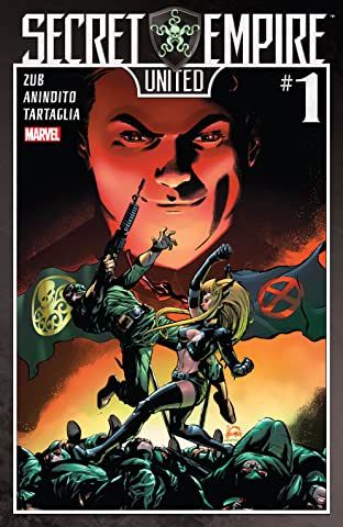 Secret Empire: United (2017) #1