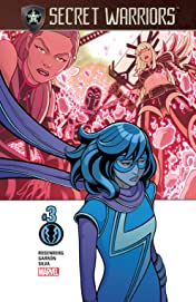 Secret Warriors (2017-2018) #3