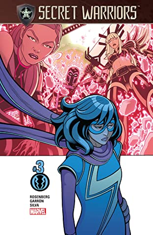 Secret Warriors (2017-) #3
