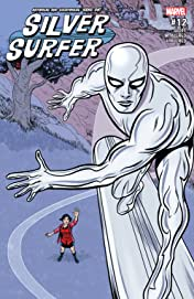 Silver Surfer (2016-2017) #12