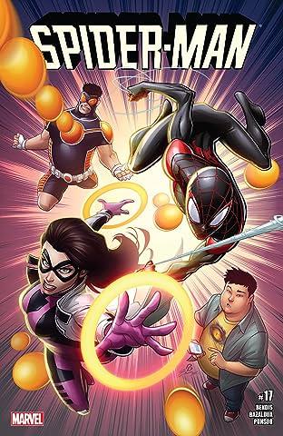 Spider-Man (2016-) #17