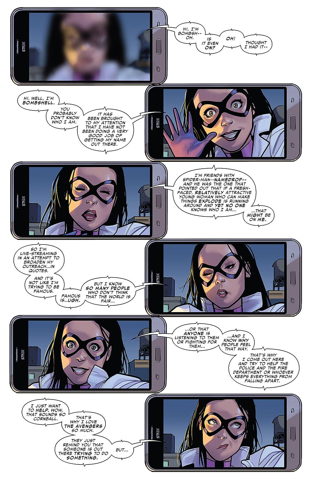 Spider-Man (2016-2018) #17