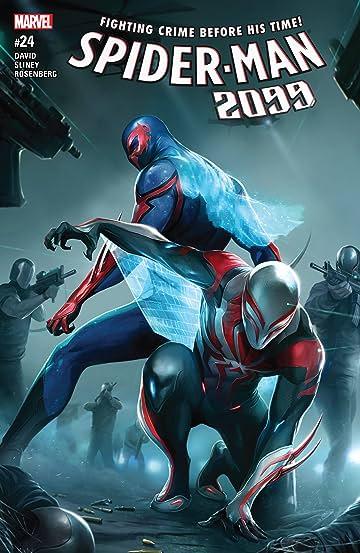 Spider-Man 2099 (2015-2017) #24