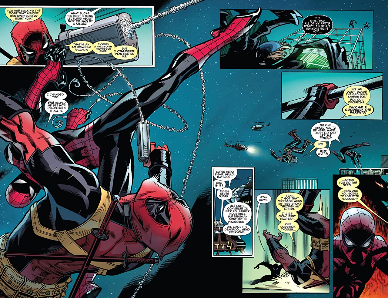 Spider-Man/Deadpool (2016-) #18