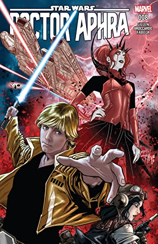 Star Wars: Doctor Aphra (2016-) #8