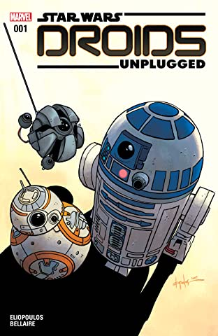 Star Wars: Droids Unplugged (2017) #1