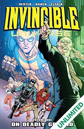 Invincible Universe Vol. 1