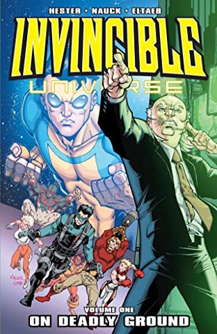 Invincible Universe Tome 1