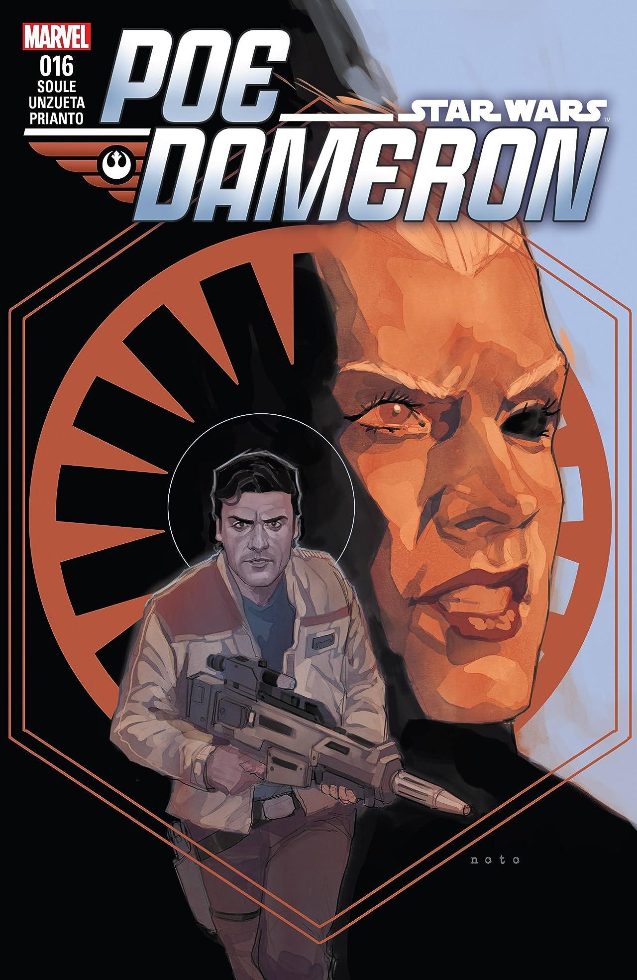 Star Wars: Poe Dameron (2016-2018) #16