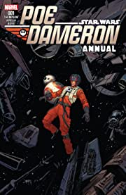 Star Wars: Poe Dameron (2016-2018) Annual #1