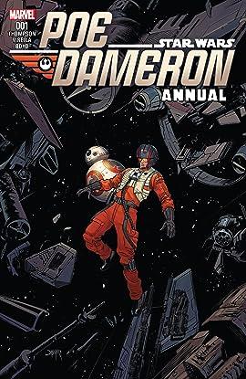 Star Wars: Poe Dameron (2016-2018) Annual #1