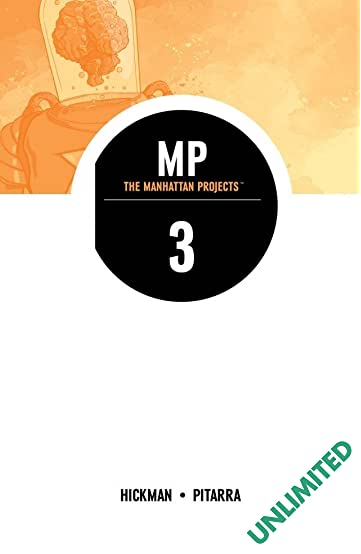 The Manhattan Projects Vol. 3