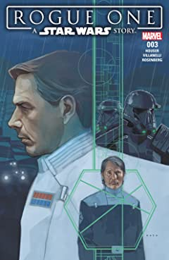 Star Wars: Rogue One Adaptation (2017) No.3 (sur 6)