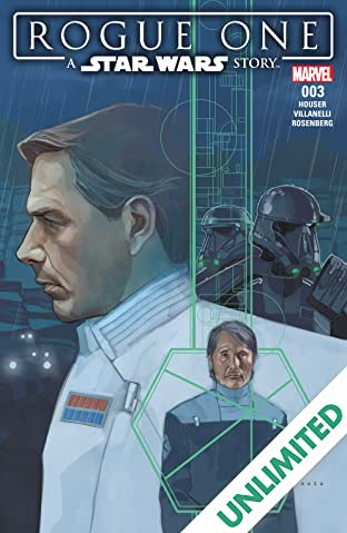 Star Wars: Rogue One Adaptation (2017) #3 (of 6)