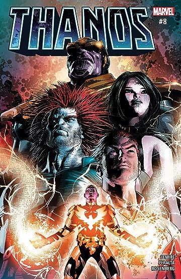 Thanos (2016-2018) #8