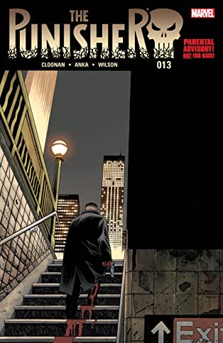 The Punisher (2016-) #13