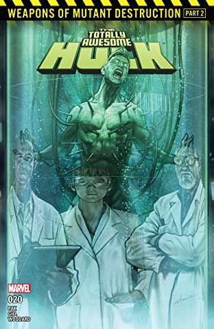 The Totally Awesome Hulk (2015-) #20
