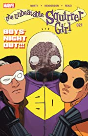 The Unbeatable Squirrel Girl (2015-) #21