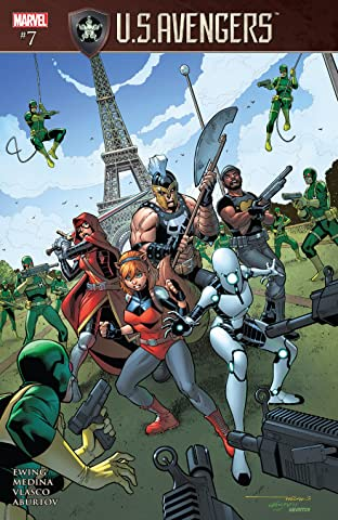 U.S.Avengers (2017-) #7
