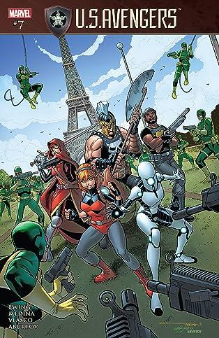 U.S.Avengers (2017) #7