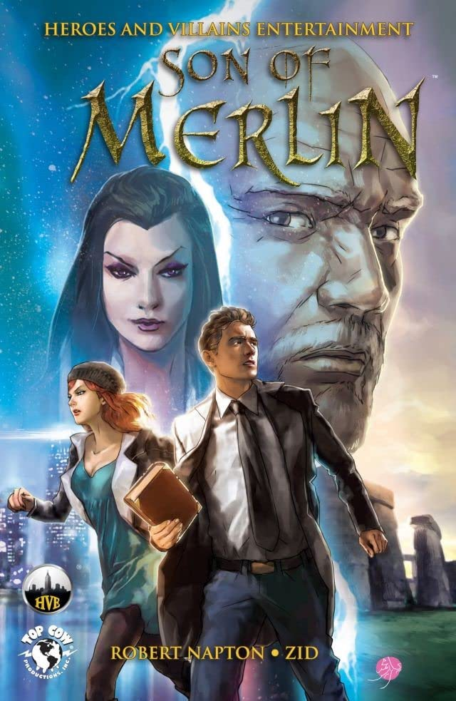 Son of Merlin Vol. 1