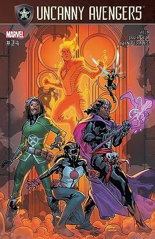 Uncanny Avengers (2015-2017) #24