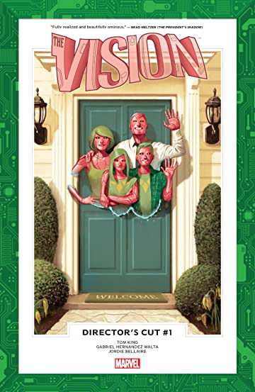 Vision: Director's Cut (2017) #1 (of 6)