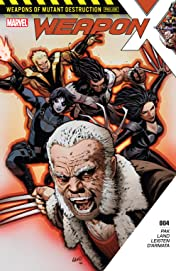 Weapon X (2017-) #4