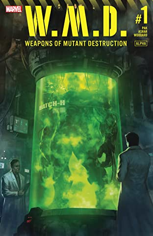 Weapons of Mutant Destruction (2017-) #1