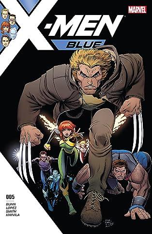 X-Men Blue (2017-2018) #5