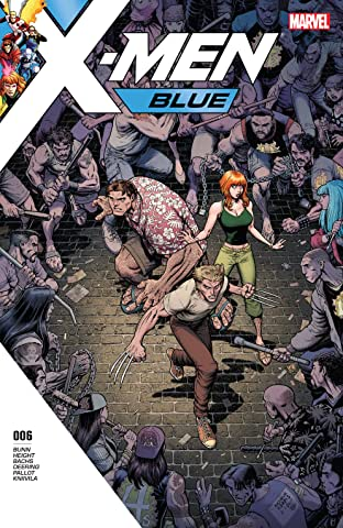 X-Men Blue (2017-) No.6