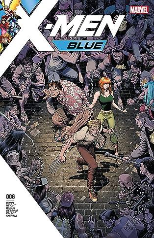 X-Men Blue (2017-) #6