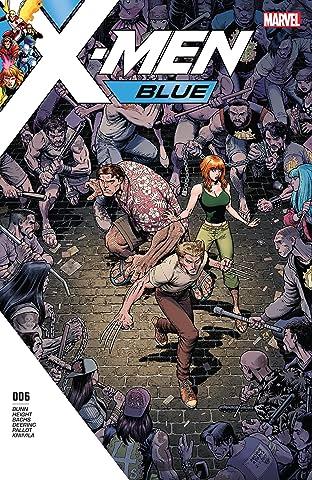 X-Men: Blue (2017-) #6