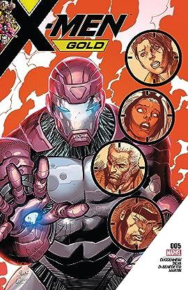 X-Men Gold (2017-2018) #5