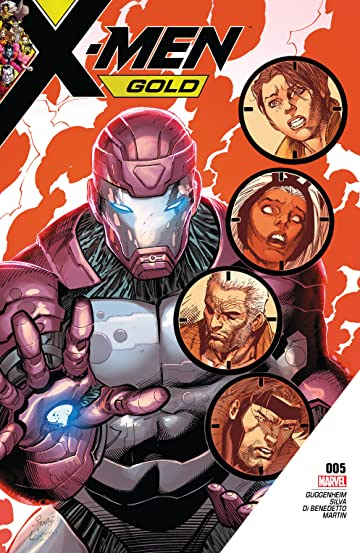 X-Men Gold (2017-) #5