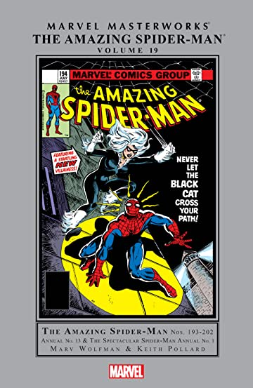 Amazing Spider-Man Masterworks Vol. 19