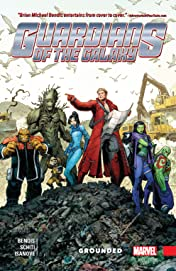 Guardians of the Galaxy: New Guard Tome 4: Grounded