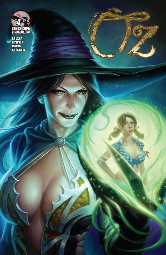 Oz Prequel #4