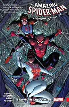 Amazing Spider-Man: Renew Your Vows Tome 1: Brawl In The Family