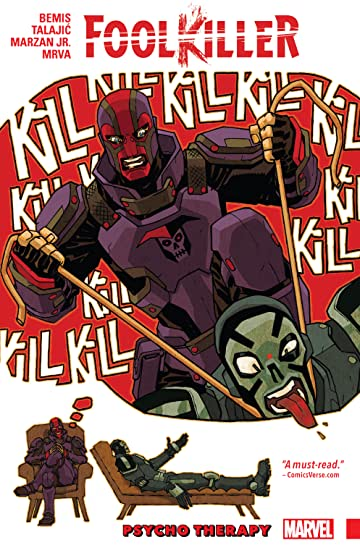 Foolkiller: Psycho Therapy